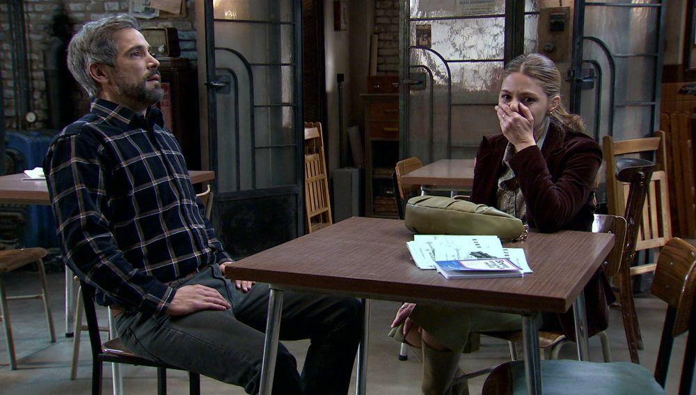 Gorka y Maica sufren un nuevo revés para encontrar a su hijo