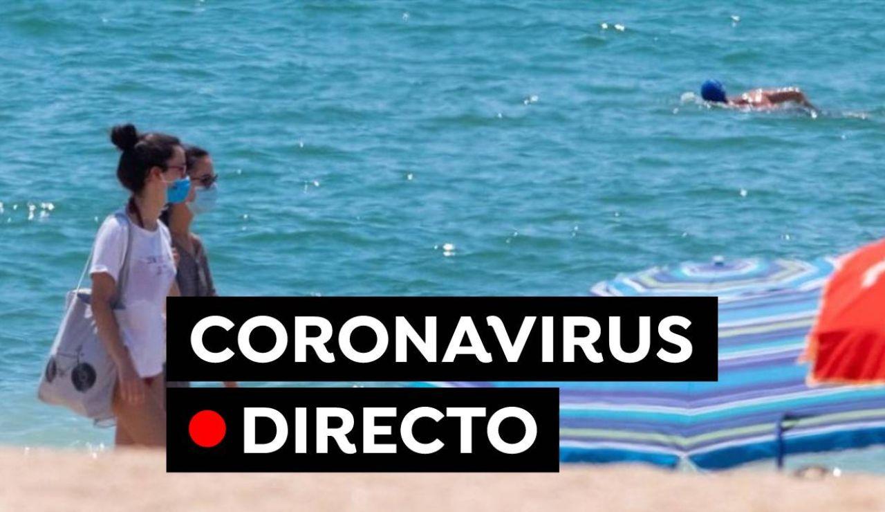 Coronavirus en España en directo: Plan de vacunación, nuevas restricciones y medidas hoy