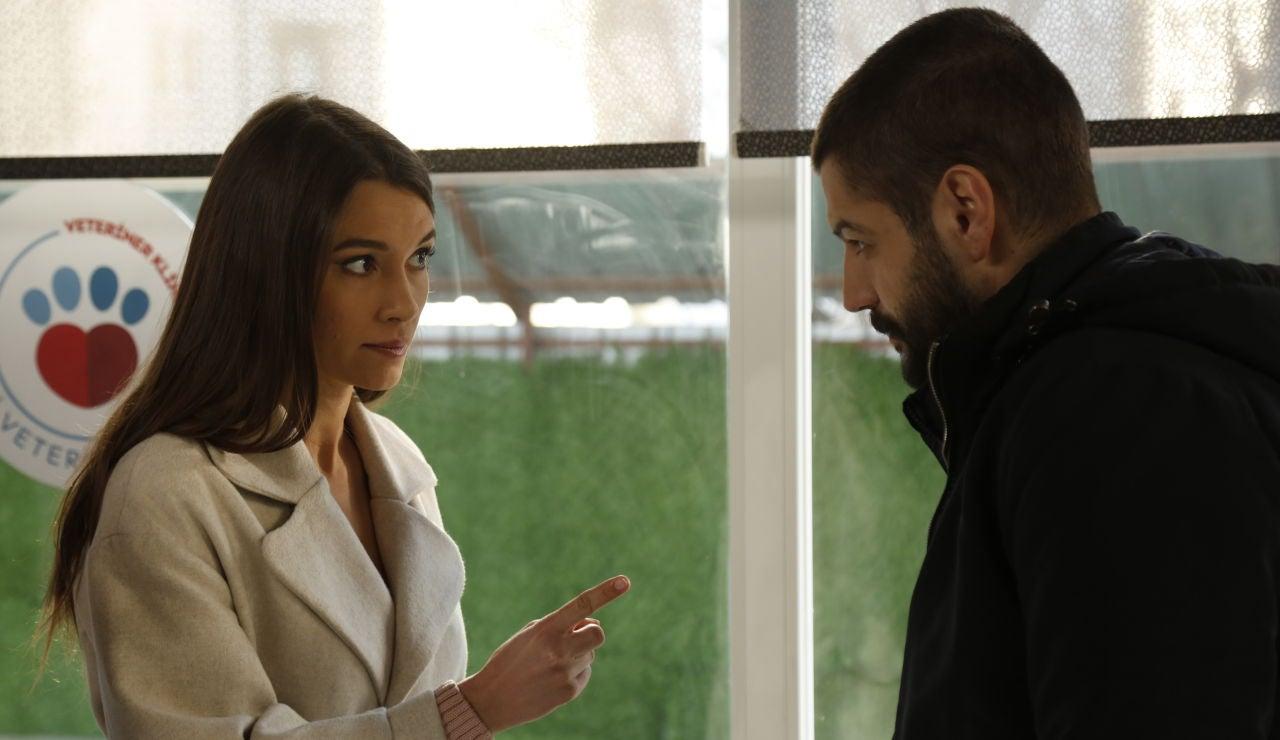 """""""Me llevaré a mi hija"""": La intención de Cemal que cambiará la vida de Candan y Demir"""