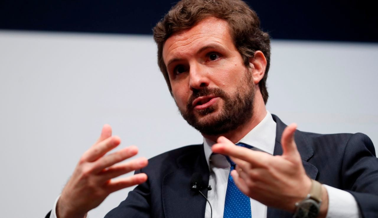 Pablo Casado, en el IV Congreso Iberoamericano CEAPI