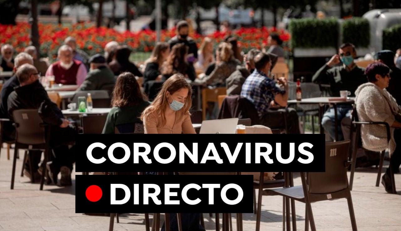 COVID-19 en España: Nuevas restricciones, vacuna y últimas noticias de los datos de coronavirus hoy, en directo