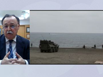 """Juan Jesús Vivas, presidente de Ceuta: """"Esto es una invasión,"""