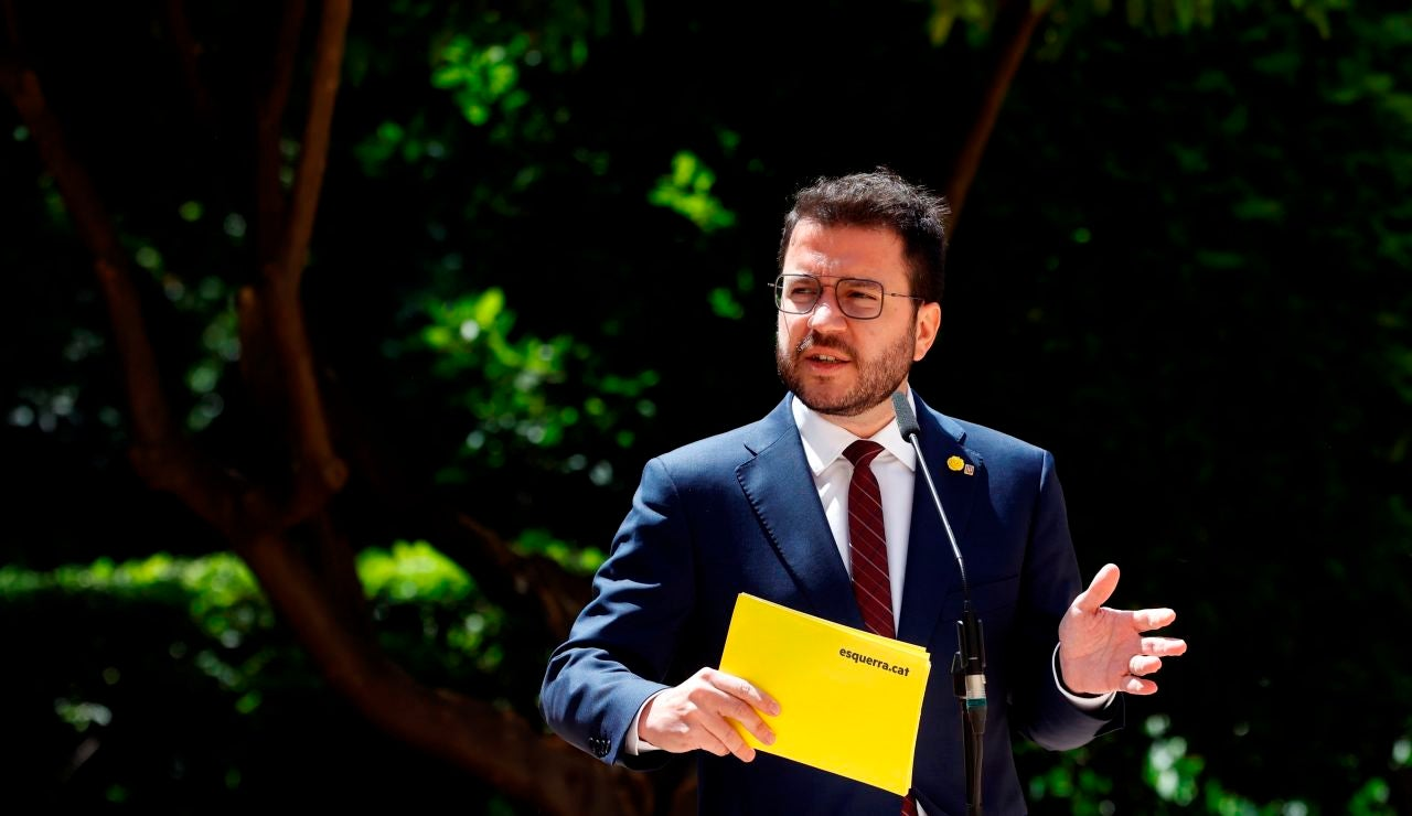 Pere Aragonés
