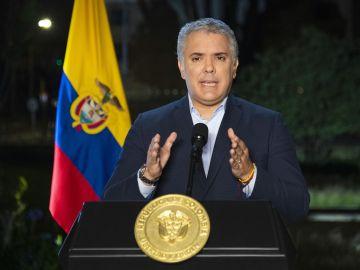 Presidente Colombia, Iván Duque