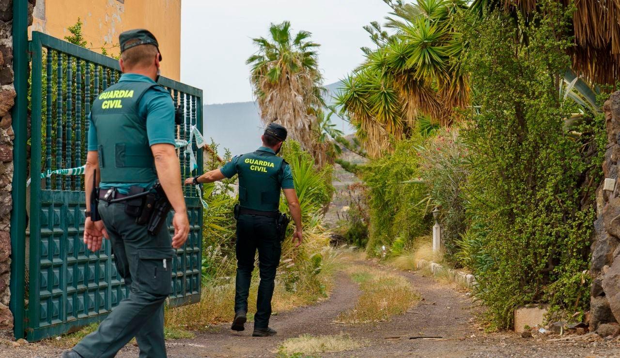 La Guardia Civil efectuó este lunes un nuevo registro