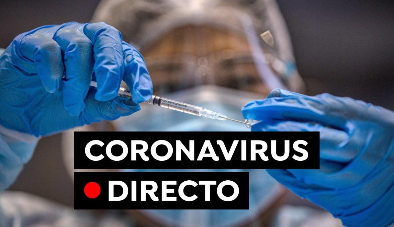 Coronavirus en España hoy: Nuevas restricciones, plan de vacunación y últimas noticias, en directo