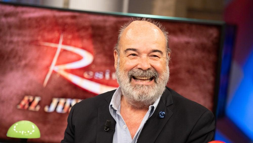 Padel, vino, viajes al espacio... Antonio Resines dicta sentencia en 'El Hormiguero 3.0'