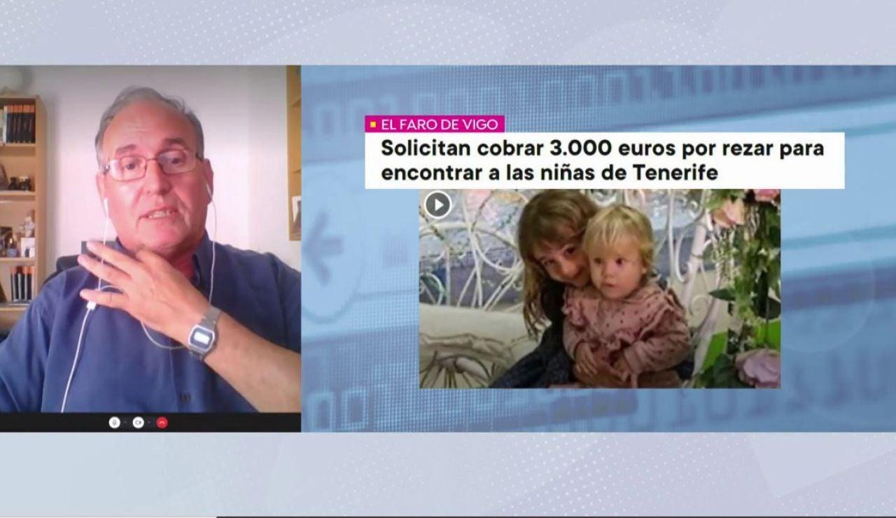 Fraude niñas Tenerife.