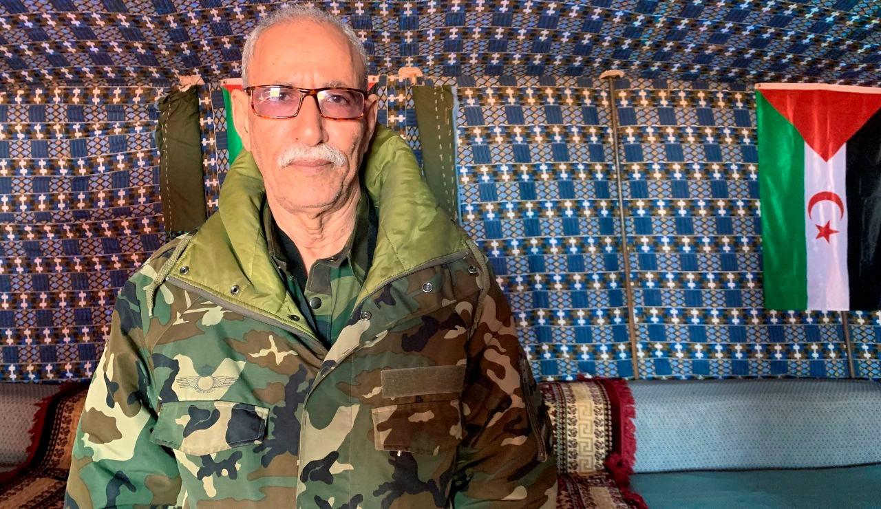 Brahim Ghali, Frente Polisario