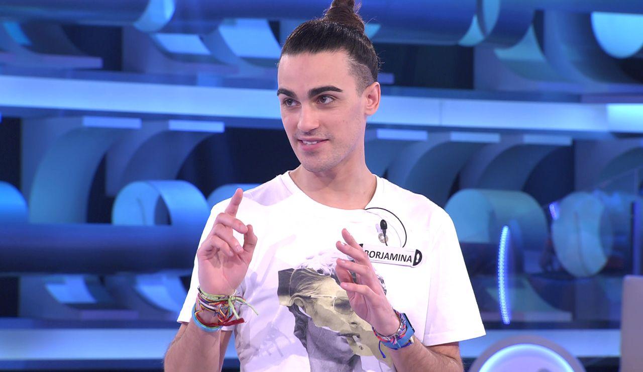 Borja, a por el récord de los récords de '¡Ahora caigo!' si gana 69.000 euros en el Duelo Final
