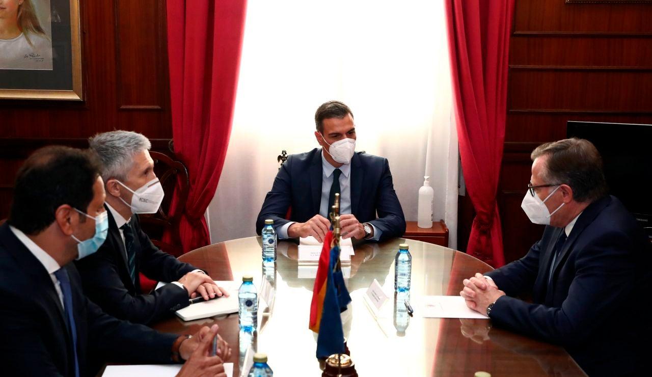 El Gobierno aprueba una ayuda de 30 millones de euros a Marruecos para controlar la inmigración ilegal