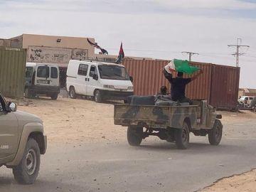 Unidades del Frente Polisario