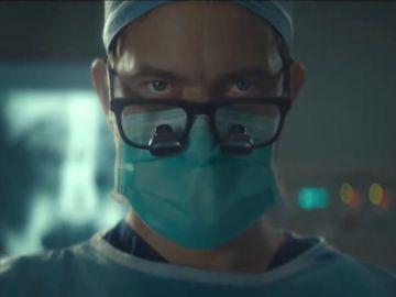 Joshua Jackson en 'Dr. Death'
