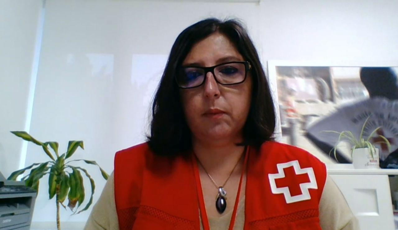 Portavoz de Cruz Roja en Ceuta
