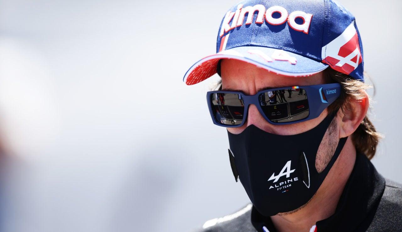 """Fernando Alonso, motivado antes de su regreso a Mónaco: """"No hay una carrera igual, tengo muchas ganas"""""""