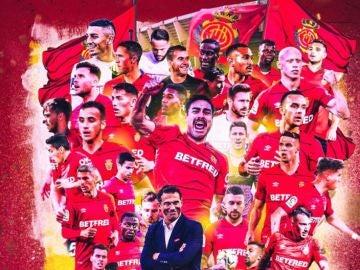 El Mallorca asciende a la Liga Santander