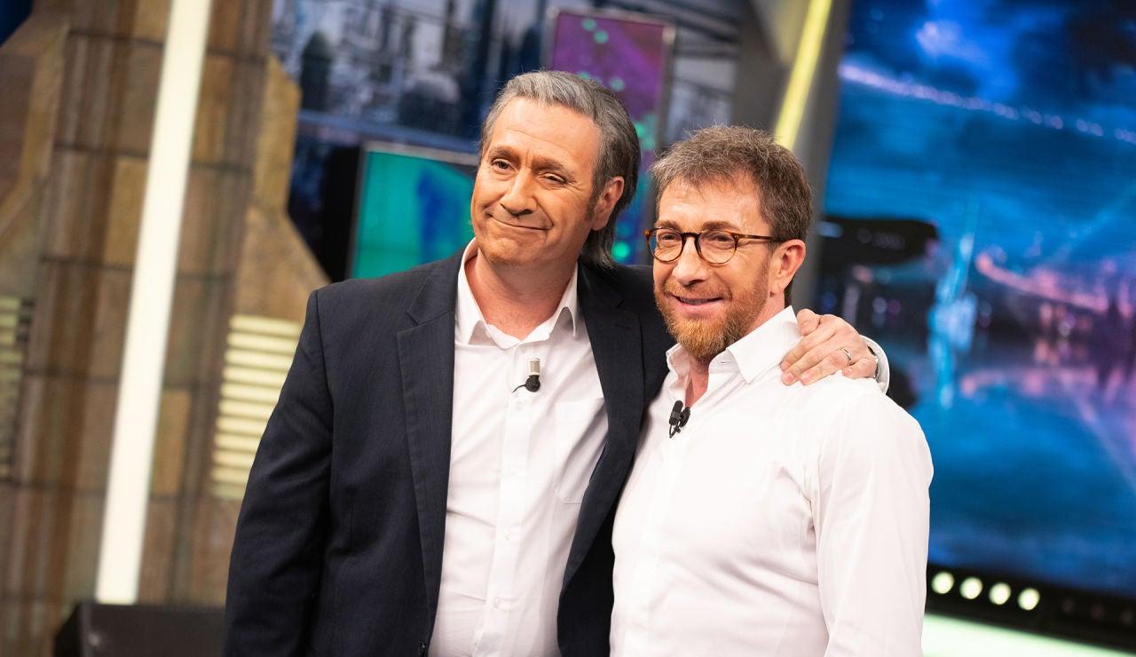 """'Josep Pedrerol' se enfada con los becarios de 'El Hormiguero 3.0': """"¿Este que es sobrino del jefe?"""""""