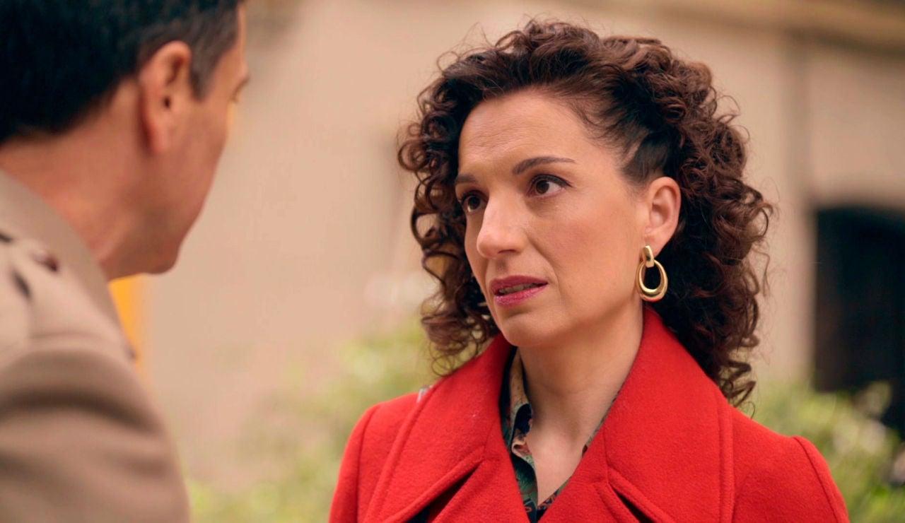 Abel teme ser descubierto: trata de persuadir a Estefanía para alejarse del CESID