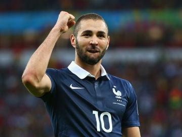 Oficial: Benzema jugará la Eurocopa con Francia