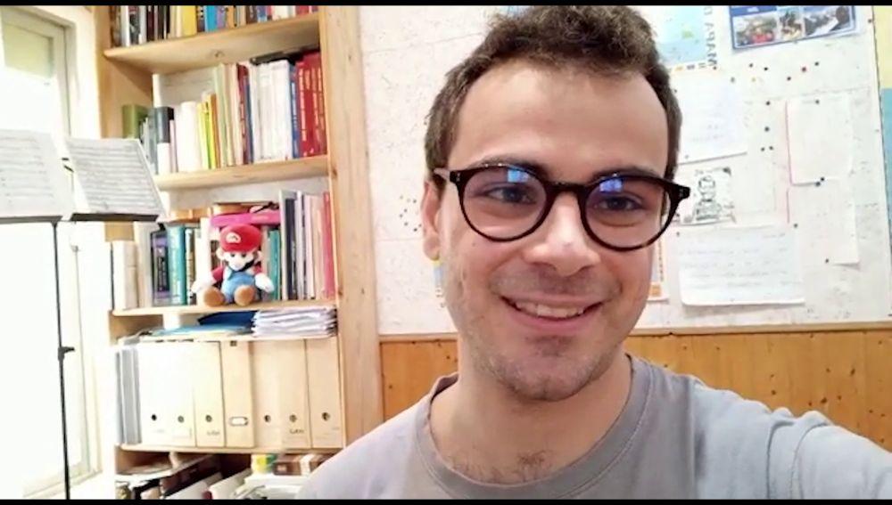 """Pablo Díaz felicita a 'Pasapalabra' tras su primer año de emisión: """"Se me ha pasado volando"""""""