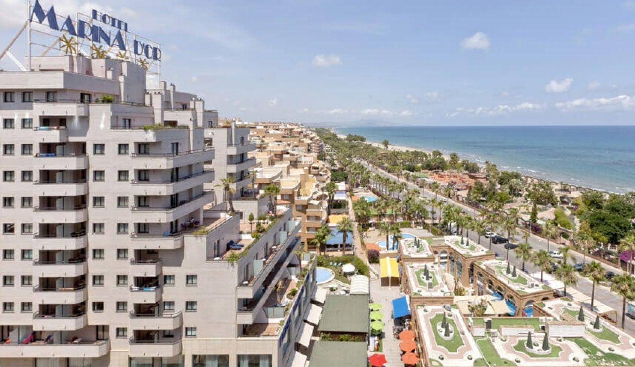 Marina d'Or abre sus puertas el próximo 1 de junio