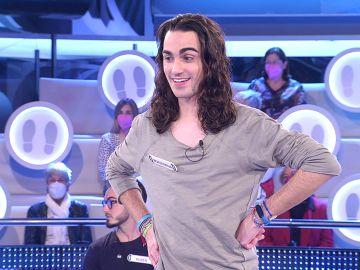 """La peor jugada de Borja en sus 31 programas en '¡Ahora caigo!': """"Ya me descompuse"""""""