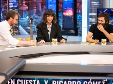 El despiste de Belén Rueda en el Museo del Prado: ¡le dio mimitos a un desconocido!