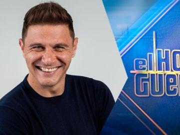 Joaquín Sánchez se divertirá en 'El Hormiguero 3.0' el jueves 27 de mayo