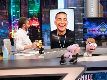 Revive la entrevista completa de Daddy Yankee en 'El Hormiguero 3.0'