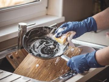 Consejos para lavar mejor los platos