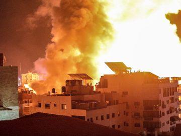 Israel denuncia un ataque con 4 proyectiles lanzados desde el Líbano