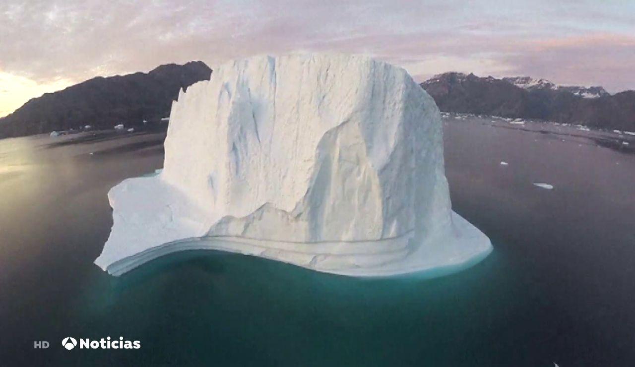 Se desprende en la Antártida el iceberg más grande del mundo