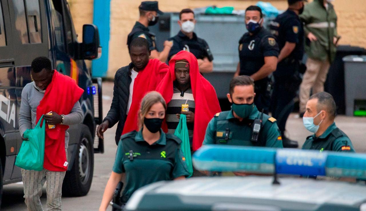 España y Marruecos acuerdan el regreso de todos los adultos que llegaron de forma irregular a Ceuta