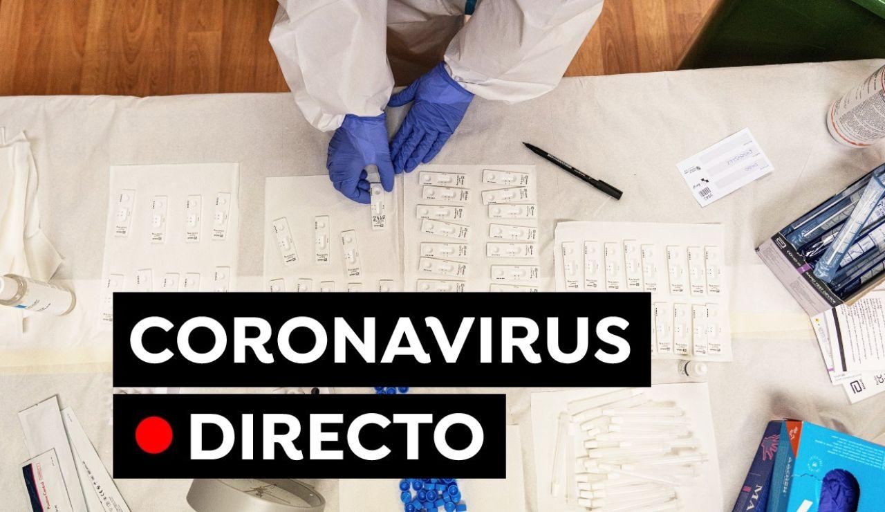 COVID-19 Última hora: Segunda dosis de la vacuna AstraZeneca y Pfizer hoy | Coronavirus en Madrid y resto de CCAA
