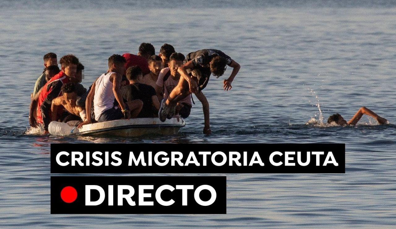 Ceuta | Últimas noticias de la crisis entre España y Marruecos, en directo