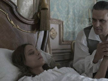 """Diego de Castamar confiesa su amor a Clara: """"Estoy enamorado de ti"""""""
