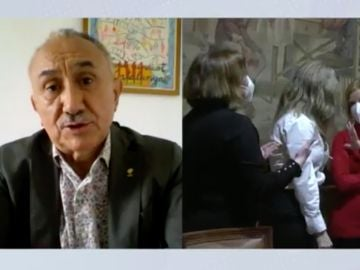 Pepe Álvarez, UGT