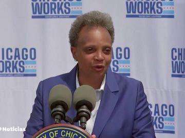 Alcaldesa de Chicago