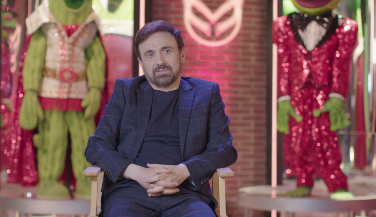 """José Mota, sobre 'Mask Singer 2': """"Es más espectacular, más difícil y más sorprendente"""""""