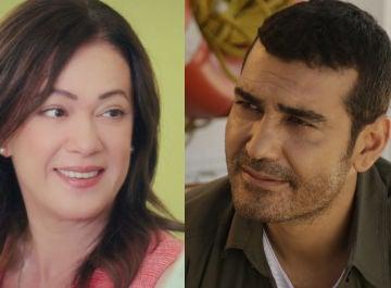 Caner Cindoruk y Bennu Yildirimlar, Hatice y Sarp en 'Mujer'