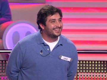 Un concursante pone a prueba su estrategia para ligar con Arturo Valls en '¡Ahora caigo!'