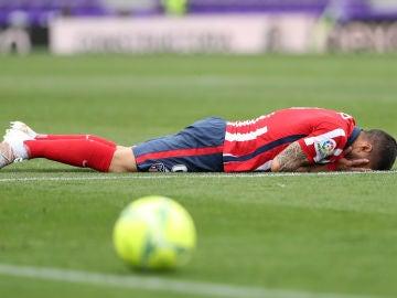 """Luis Suárez, emocionado tras ganar la Liga: """"Me menospreciaron y el Atlético me abrió las puertas"""""""