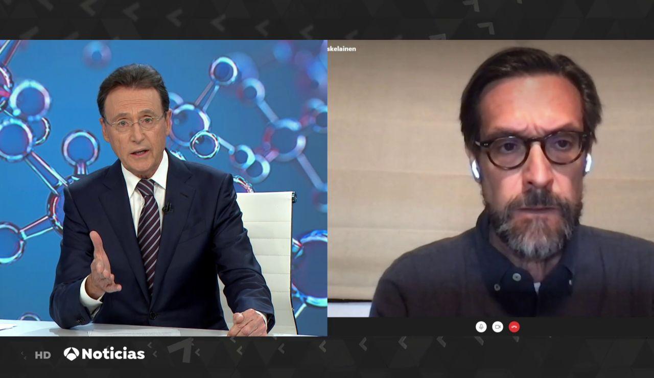 """El presidente del Comité de Bioética, sobre AstraZeneca: """"El consentimiento no exime de responsabilidad"""""""