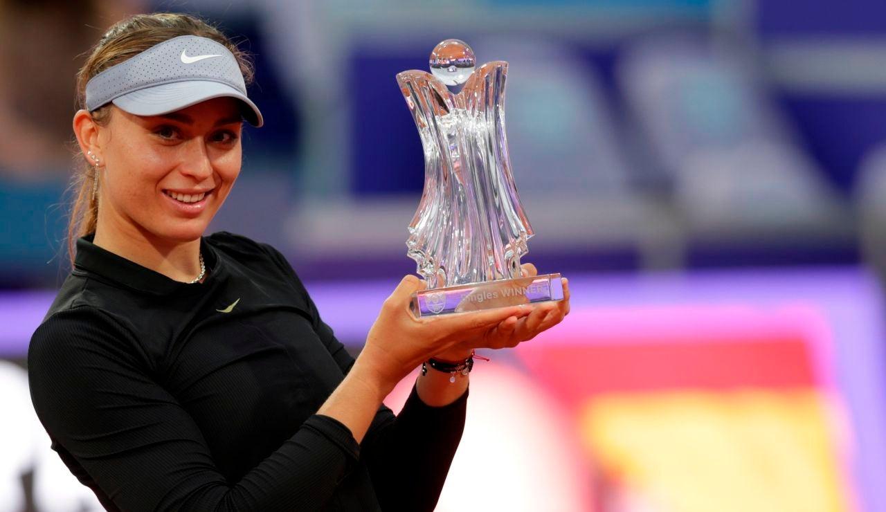 Paula Badosa gana su primer título ATP en Belgrado