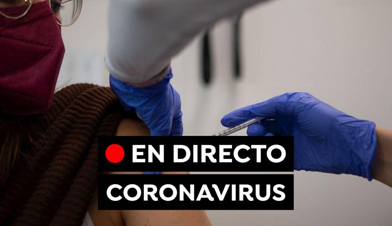 Coronavirus España: Vacunación y última hora de la restricciones tras el fin del estado de alarma, en directo