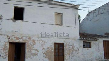 """Casa con """"orden de derribo"""" en Castil de Campos"""