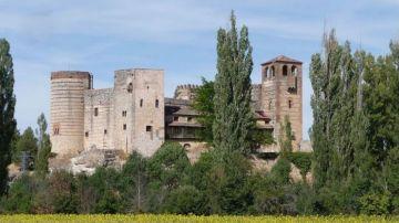 Castillo  de interés cultural en Segovia