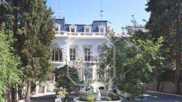 Elegante palacio en Barcelona