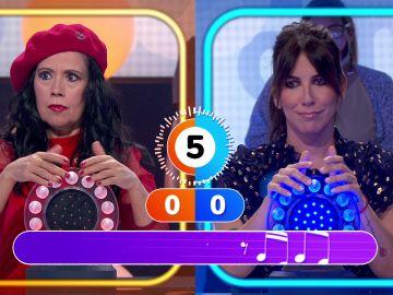 """""""¿Hay tensión?"""", Roberto Leal calienta un duelo """"dramático"""" entre Irene Junquera y Cristina del Valle"""