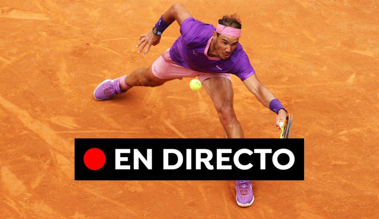 Rafa Nadal - Alexei Popyrin: Partido del Roland Garros 2021 de hoy, en directo